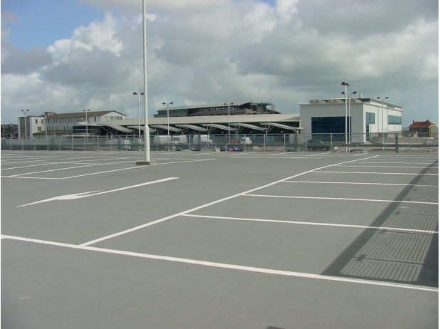 Stratford International Car Park